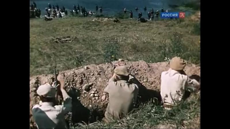 Хождение по мукам. 1974-77гг. 11-12 серии.. СССР. Х/ф. Революция, гражданская война, интервенция.