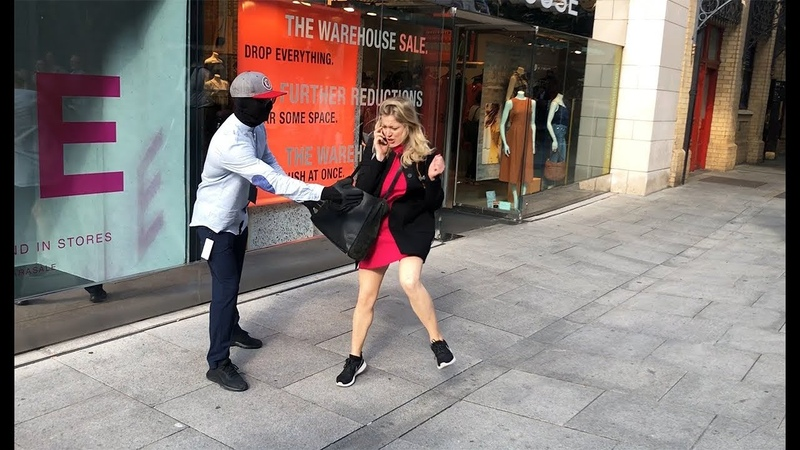 Frightening people with fake Mannequin Prank: Amazing Reactions