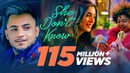 She Dont Know Millind Gaba Song Shabby New Hindi Song 2019 Latest Hindi Songs