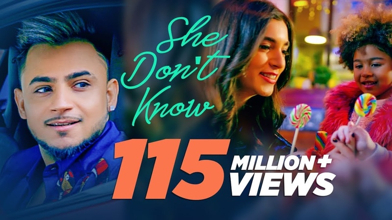 She Don't Know: Millind Gaba Song | Shabby | New Hindi Song 2019 | Latest Hindi Songs