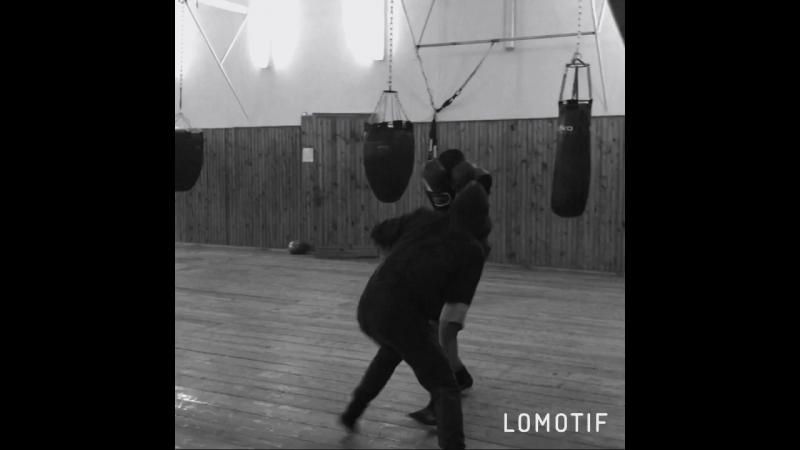 Бокс 🥊 сила 🇷🇺