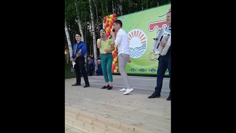 Әтнә районы Яңа Шашы Сабантуе 2018