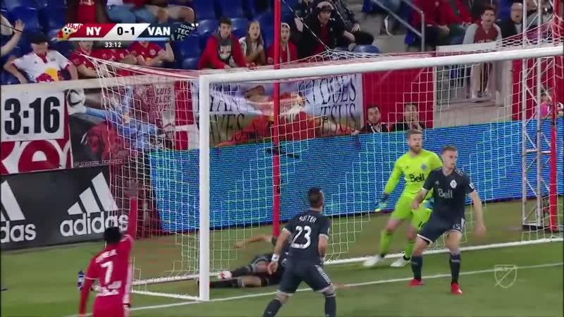 New York Red Bulls vs. Vancouver Whitecaps FC - May 22, 2019 - MLS
