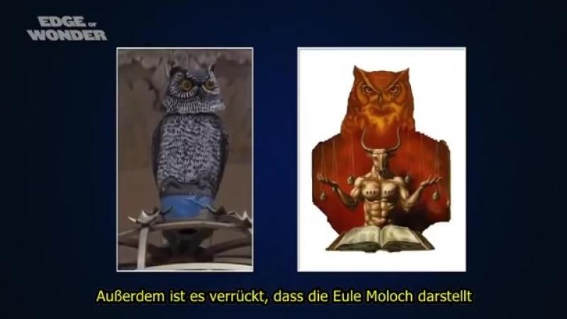 DEEPSTATE - Teil6 - NY - Okkulte Symbolik im direkten Anblick verborgen - deutscher Untertitel