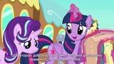My Little Pony FiM Сезон 6, серия 1 The Crystalling - Part 1 HD русские субтитры