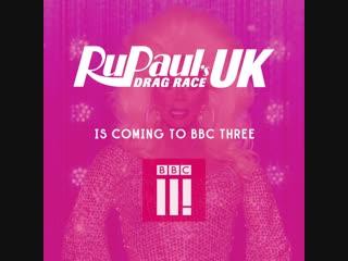 BBC One - RuPauls Drag Race UK Facebook - 206287693581207