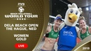 The Hague 4 Star 2019 Women GOLD Beach Volleyball World Tour
