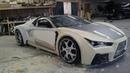 VAYDOR G35 Based Exotic Kit Car Build
