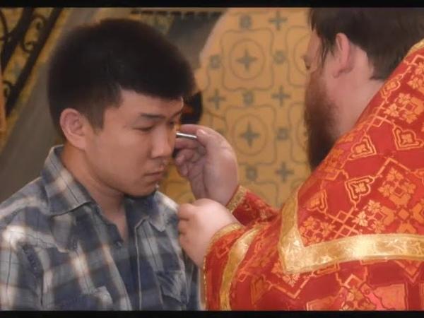 Крещение Бориса 08 06 2013г