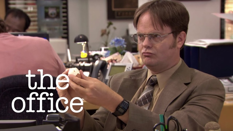 Dwight's Smelly Lunch - The Office US