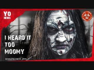 Yo_news Short Horror Film - I Heard It Too mommy