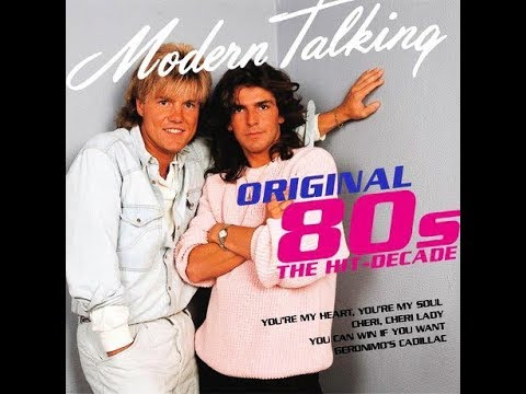 Heaven Will Know Original Modern Talking Remastered