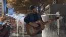 Detroit Become Human 2018 Гитарист у фонтана