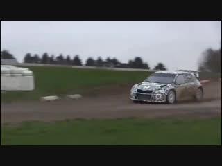 Skoda Fabia WRX Supercar