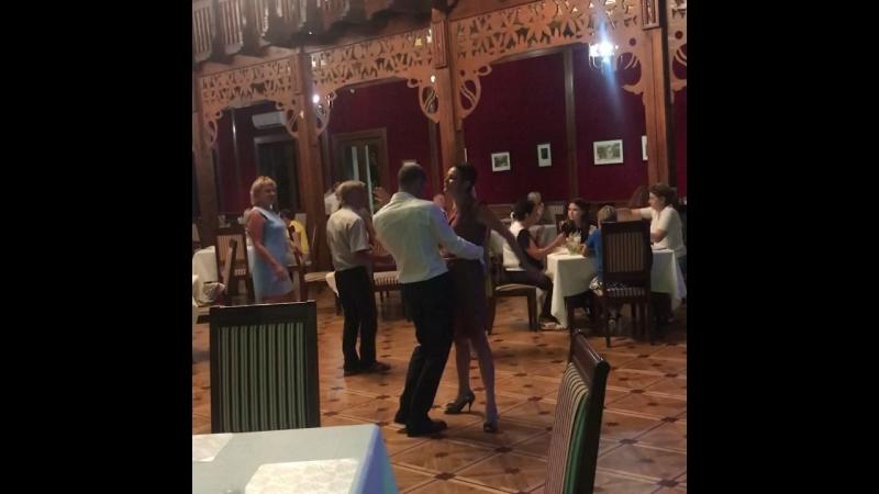 Танцы 💃🕺🏻👏вечер ✨⚡️👍
