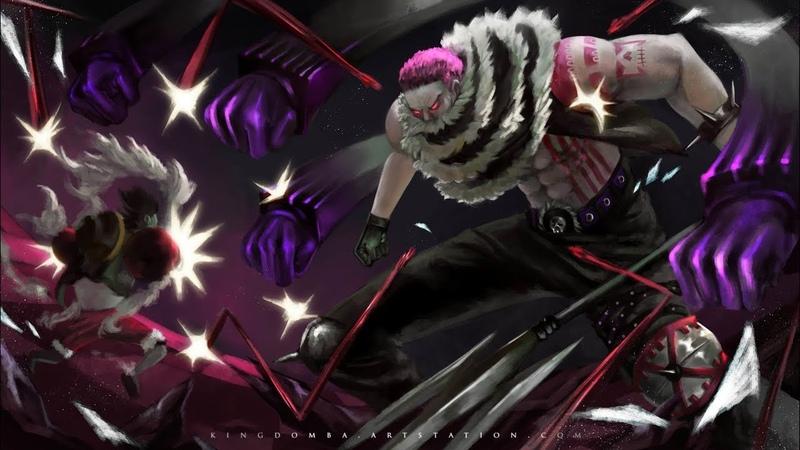 One Piece AMV Luffy vs Katakuri [ Fight Like The Devil ] - Episode 864 865