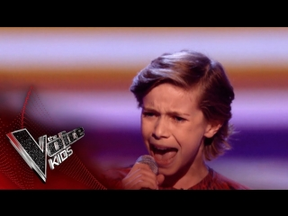 Jacob - I Want You Back (The Voice Kids UK 2018)