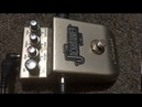 Marshall Jackhammer JH-1 overdrive distortion