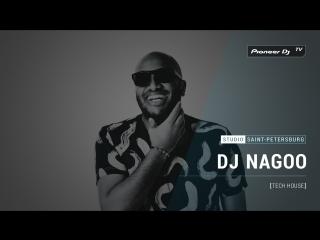 Dj NAGOO [ tech house ] @ Pioneer DJ TV | Saint-Petersburg