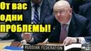 Вы хотя бы НЕ МЕШАЙТЕ! Небензя в ООН ПРИСТЫДИЛ США и их союзников в Сирии! СРОЧНО!