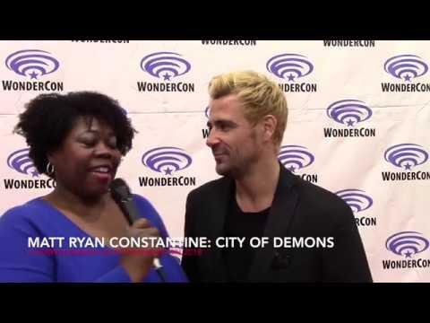 Интервью Cherry Davis на WONDERCON 2018