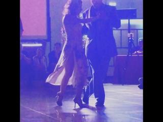 Momentos 3, 4/5 Mariano Chicho Frumboli   with Carolina Giannini   -Catania Tango Weekend- 29-30.06.2018 Night Milonga