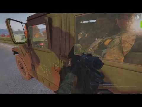 Arma3 - TvT - на red-bear.ru - Устанавливаем демократию