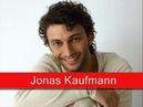 Jonas Kaufmann Britten Seven Sonnets of Michelangelo Sonnet XXX
