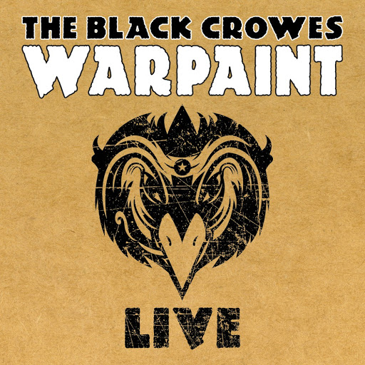 The Black Crowes альбом Warpaint (Live)