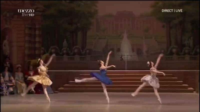 2018 Mariinsky - Jewel Fairies - Martynyuk, Borodulina, Ishii, Guseinova