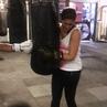 """Nargis Fakhri on Instagram When bae takes me boxing 😩🏆🥊 @mattalonzo thepeopleschampion"""""""
