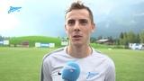 Лука Джорджевич: «Грубости в таких матчах должно быть меньше, но получилось так, как получилось»