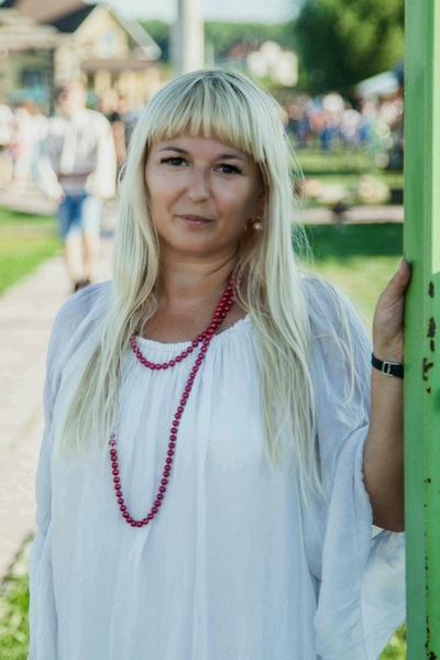 Галина Пашина