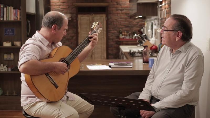 Edu Lobo e Nelson Faria   Pra Dizer Adeus