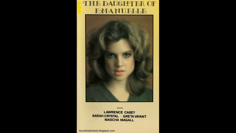 Дочь Эммануэль _ The Daughter of Emanuelle (1975)