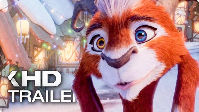 ELLIOT The Littlest Reindeer Trailer (2018)