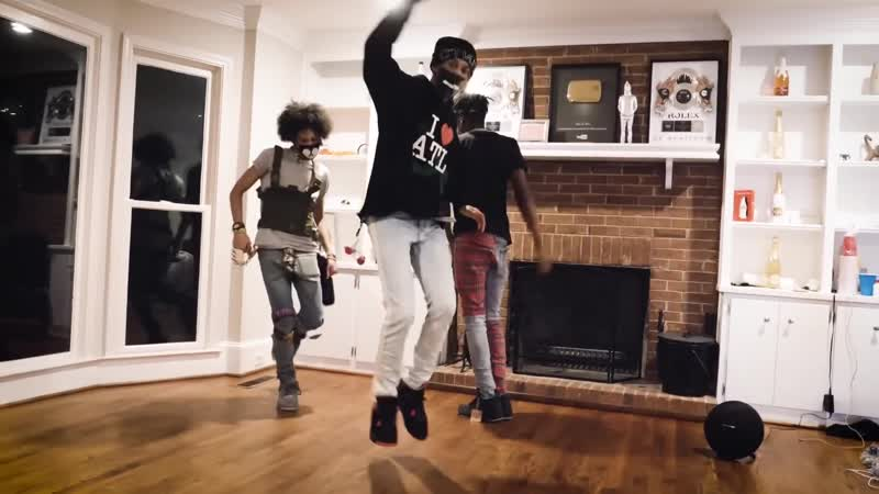 Ayo Teo Hiii Key (Young Thug Lil Keed - Goin Up (Dance Video)) HAPPY NEW YEAR 🍾