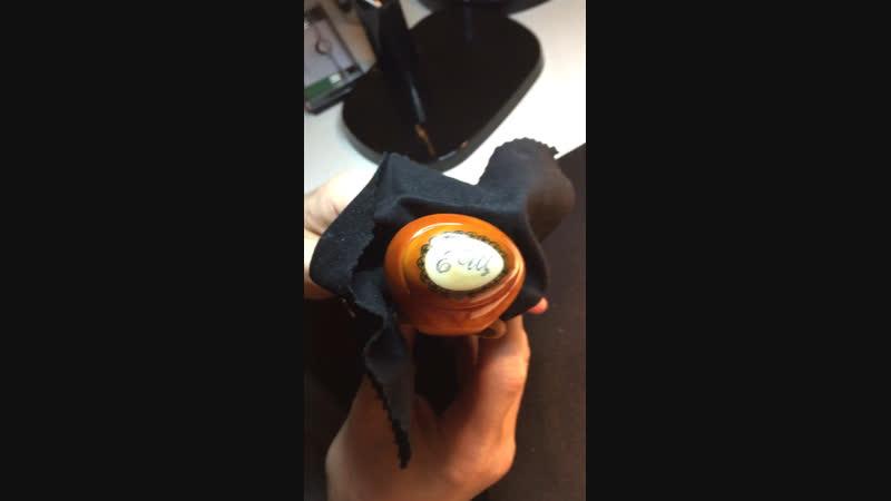 Гравировка монограммы именного ножа