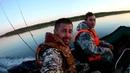 Обь рыбалка в Томской области на джиг 14 08 18