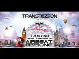 ТРАНСЛЯЦИЯ I HD 22-o9-2o18 _ TRANSMISSION AT AIRBEAT ONE FESTIVAL #2018 (part o1)