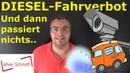 DIESEL-Fahrverbote und keiner hält sich dran! (Hamburgs Messdaten)