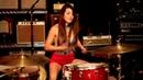 ¨Ahora me llama¨ by ¨Bad Bunny Karol G Drum cover by Alex Monsa