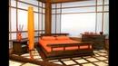 Все Оттенки Оранжевого в Дизайне Спальни