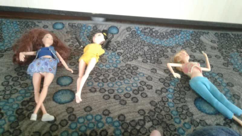 кукла алекс и кукла мика палитра новый клип