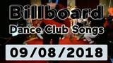 Billboard Top 50 Dance Club Songs (September 8, 2018)