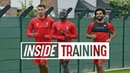 Inside Training: Salah Mane return for pre-season training, lactate testing... and basketball