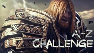 THOR: [A-Z] Challenge | [А-Я] Челлендж | Grandmaster Ranked Duel 1x1