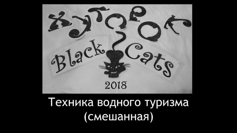 03.Техника водного туризма (смешанная) - 2018