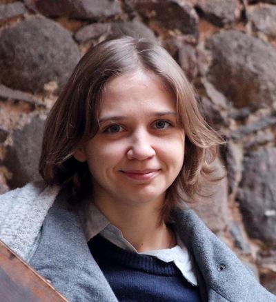 Оксана Сава