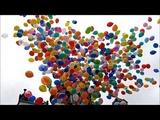 Воздушная Белка С праздником ДЕНЬ ЛЮБВИ, СЕМЬИ И ВЕРНОСТИ